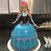 Anna Frozen Taart