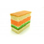Drie Kleuren Cake